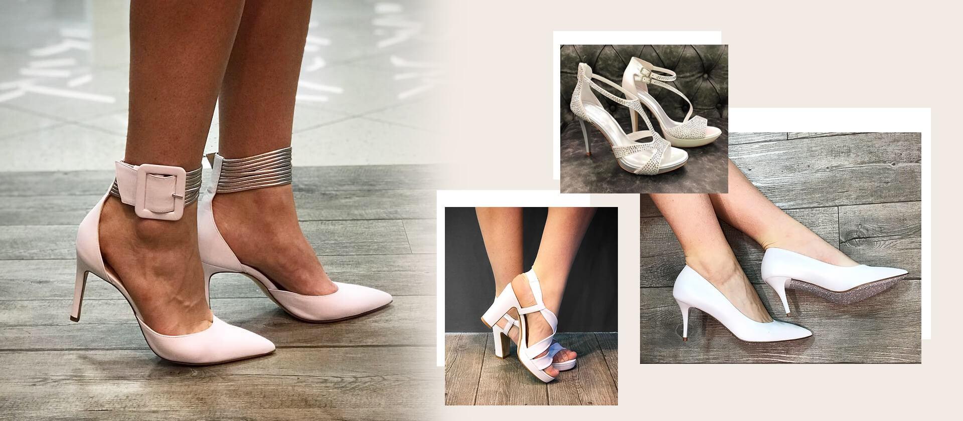 Negozio scarpe Verona - Numeri grandi e piccoli - Sposa cd11d3b34bf